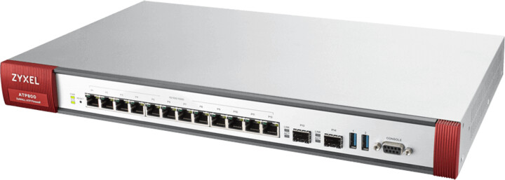 Zyxel ATP800 Firewall, 1Y Gold Security Pack