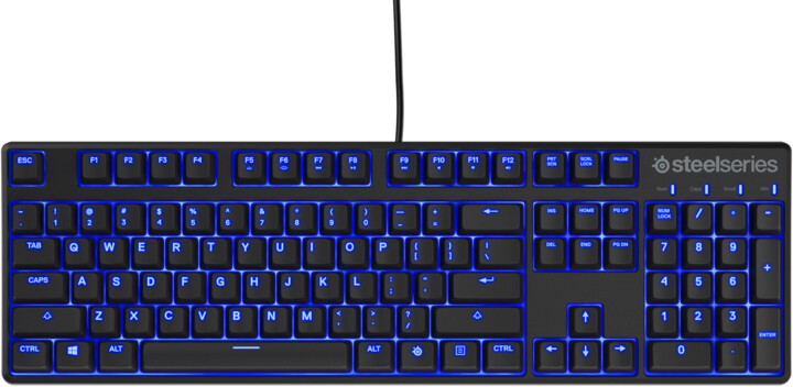 SteelSeries Apex M500, Cherry MX Red, US