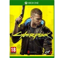 Cyberpunk 2077 (Xbox ONE)  + Samurajský Medailon v hodnotě 299 Kč