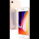 Apple iPhone 8, 64GB, zlatá