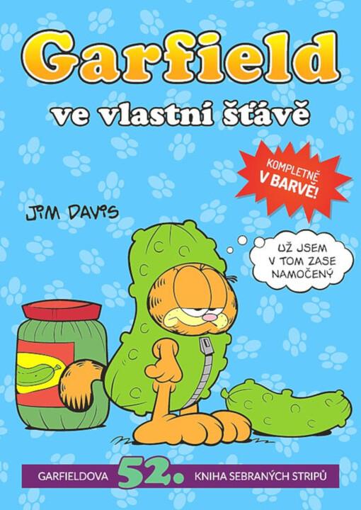 Komiks Garfield ve vlastní šťávě, 52.díl