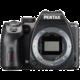 PentaxK-70, tělo, černá