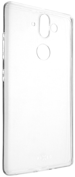 FIXED TPU gelové pouzdro pro Nokia 9, čiré