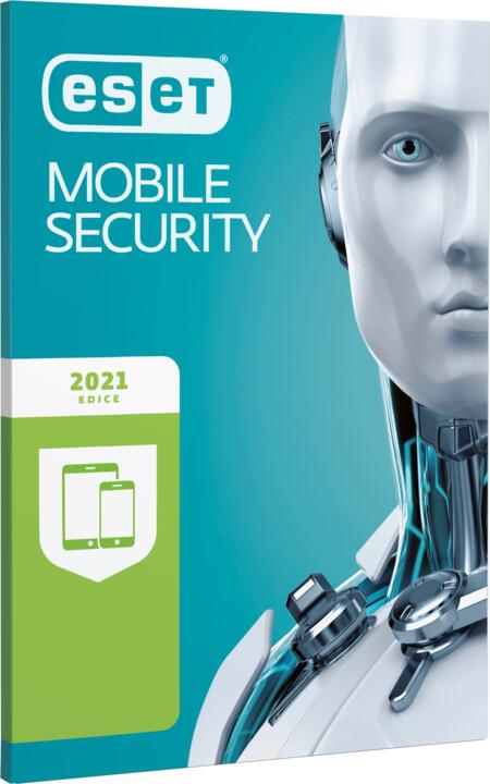 ESET Mobile Security 2 pro 3 zařízení na 3 roky, prodloužení licence
