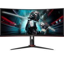 "AOC CU34G2X - LED monitor 34"" - CU34G2X/BK"