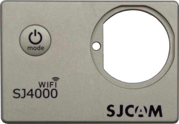 SJCAM ochranný kryt pro SJ4000 WIFI, stříbrný