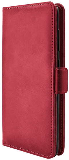 EPICO flipové pouzdro pro Huawei P40 Lite/ Nova 6SE, červená