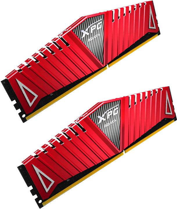ADATA XPG Z1 8GB (2x4GB) DDR4 2133 CL13, červená