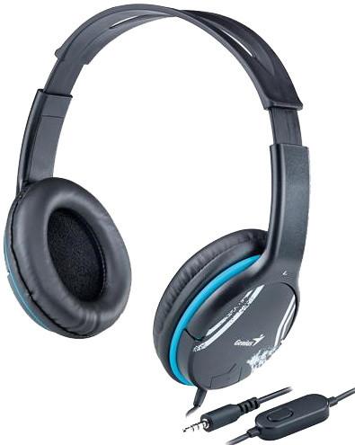 Genius HS-400A, modrá