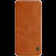 Nillkin Qin Book pouzdro pro Samsung J610 Galaxy J6+, hnědá