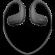 Sony přehrávač NW-WS623, 4GB, černá  + Možnost vrácení nevhodného dárku až do půlky ledna