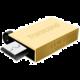 Transcend JetFlash 380 64GB, zlatá