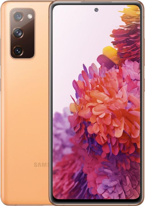 Samsung Galaxy S20 FE, 6GB/128GB, Orange