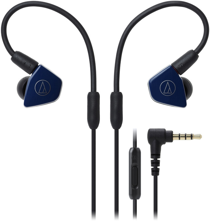 Audio-Technica ATH-LS50iS, modrá