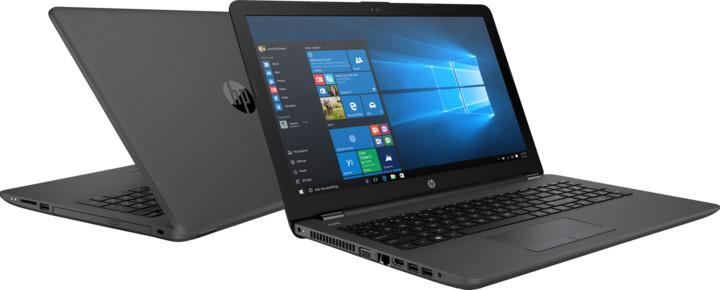HP 250 G6, černá