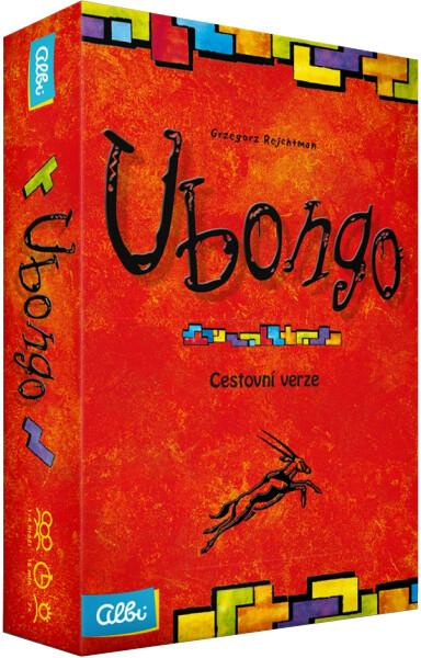 Desková hra Albi Ubongo, cestovní (CZ)