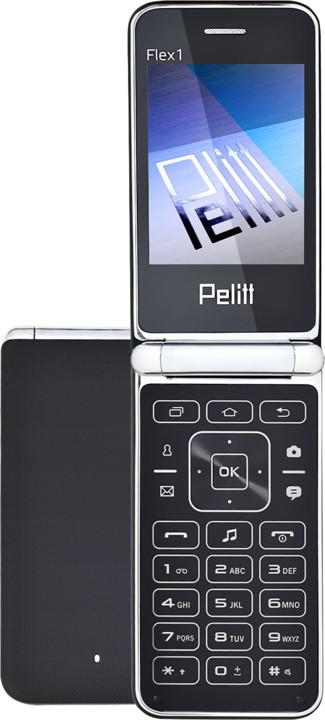 Pelitt Flex 1, černá