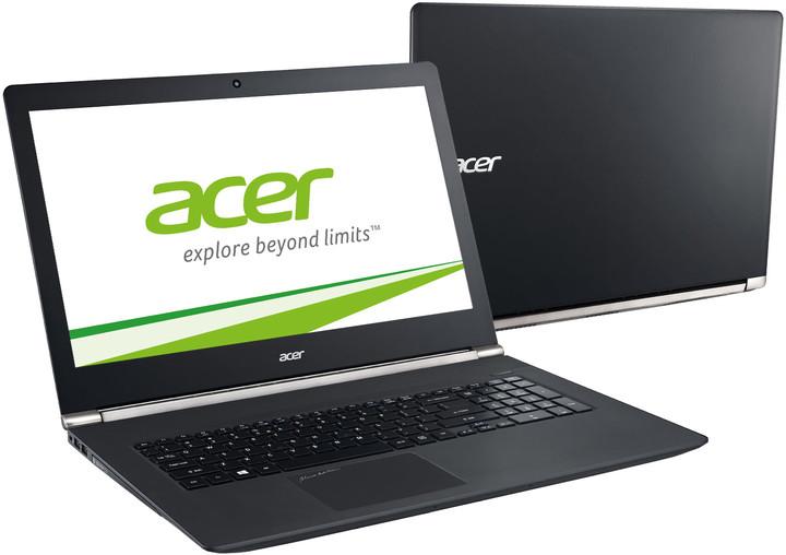 Acer Aspire V17 Nitro II (VN7-792G-55T3), černá