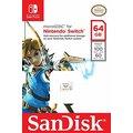 Sandisk Micro SDXC pro Nintendo Switch 64GB 100 MB/s UHS-I U3
