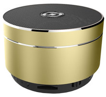 CELLY Speaker, hliníková konstrukce, zlatý