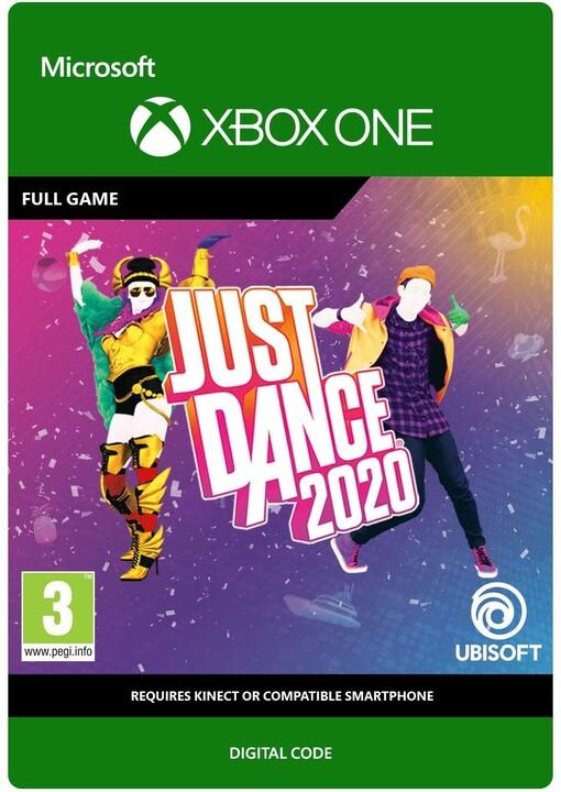 Just Dance 2020 (Xbox ONE) - elektronicky