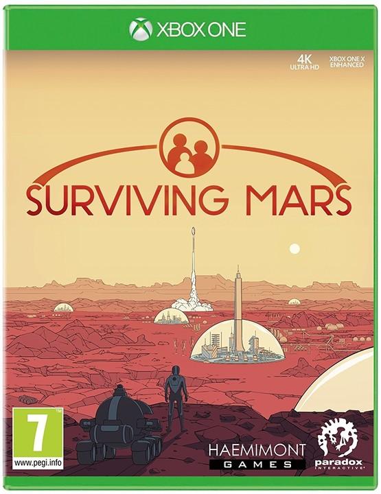 Surviving Mars (Xbox ONE)