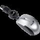 Genius MicroTraveler V2, stříbrná