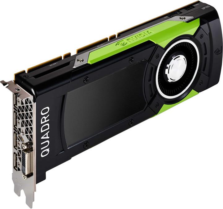 ASUS NVIDIA Quadro P5000, 16GB GDDR5