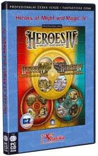 Heroes of Might and Magic IV Complete - NXK