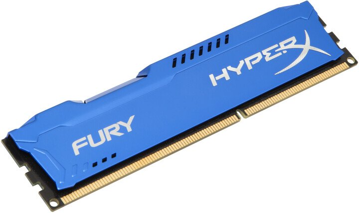 HyperX Fury Blue 4GB DDR3 1866 CL10
