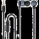 Forever SE-400 přenosná stereo sluchátka (TFO-N) 3,5mm Jack s mikrofónem, černá