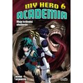 Komiks My Hero Academia - Moje hrdinská akademie, 6.díl, manga