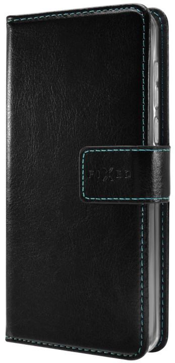 FIXED Opus pouzdro typu kniha pro Samsung Galaxy S9 Plus, černé