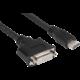 Club3D HDMI na DVI-D, single link, pasivní adaptér