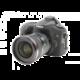 Easy Cover silikonový obal pro Canon 70D, černá