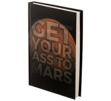 Zápisník NASA - Get your ass to Mars - S26Q6GBUZ