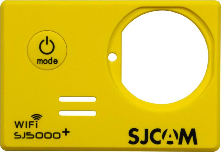 SJCAM ochranný kryt pro SJ5000 Plus, žlutý