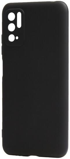 EPICO zadní kryt SILK MATT pro Xiaomi Poco M3 Pro 5G, černá