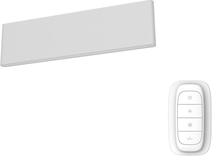IMMAX NEO LISTON Smart nástěnné svítidlo 29cm 8W bílé