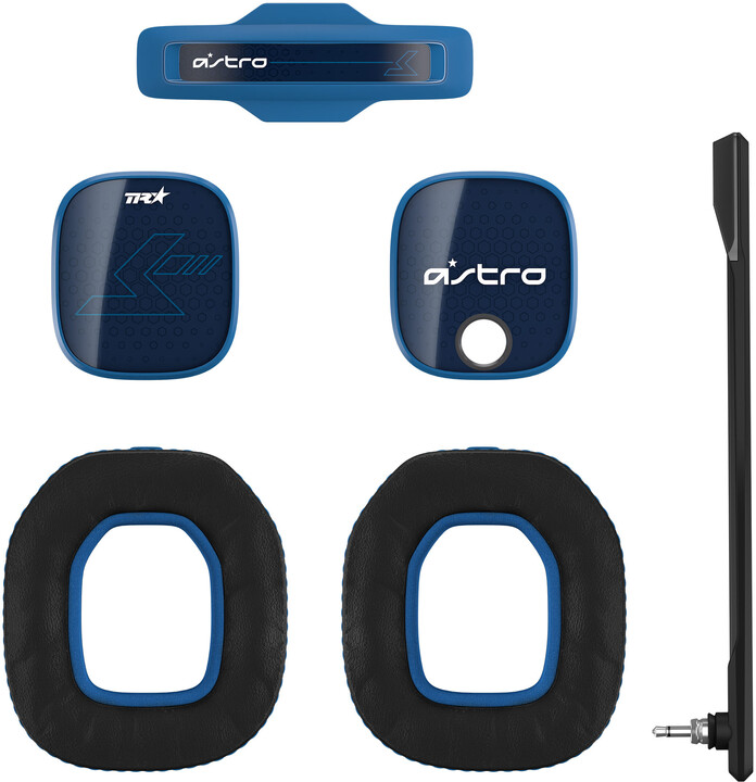Astro A40 TR Mod Kit, modrá