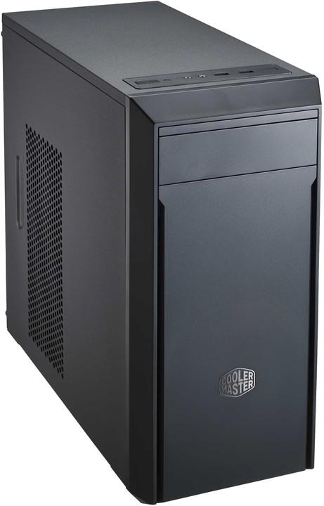 CoolerMaster MasterBox Lite 3, černá