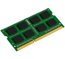 Kingston 4GB DDR3 1600 CL11 SO-DIMM, low voltage CL 11 - KCP3L16SS8/4