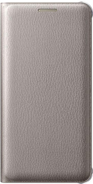 Samsung EF-WA310PF Flip Galaxy A3 (2016), zlatý