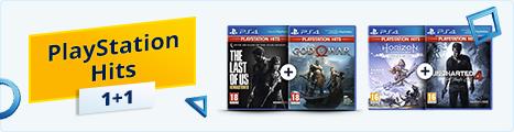 Sony PS Hits 1+1