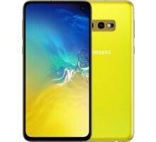 Samsung Galaxy S10e, 6GB/128GB, žlutá  + Youtube Premium na 4 měsíce zdarma + Půlroční předplatné magazínů Blesk, Computer, Sport a Reflex v hodnotě 5 800 Kč