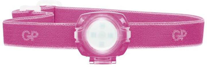 GP čelovka CH31, růžová