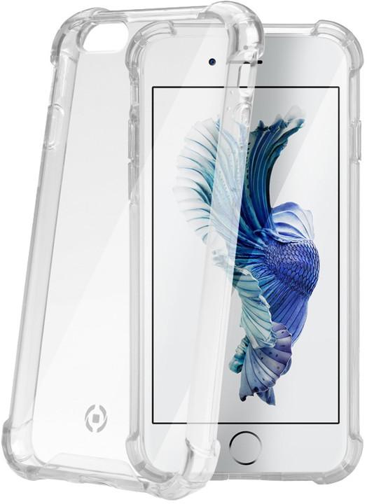 CELLY Armor zadní kryt pro Apple iPhone 6S Plus, bílý