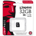 Kingston Industrial Micro SDHC 32GB Class 10 UHS-I