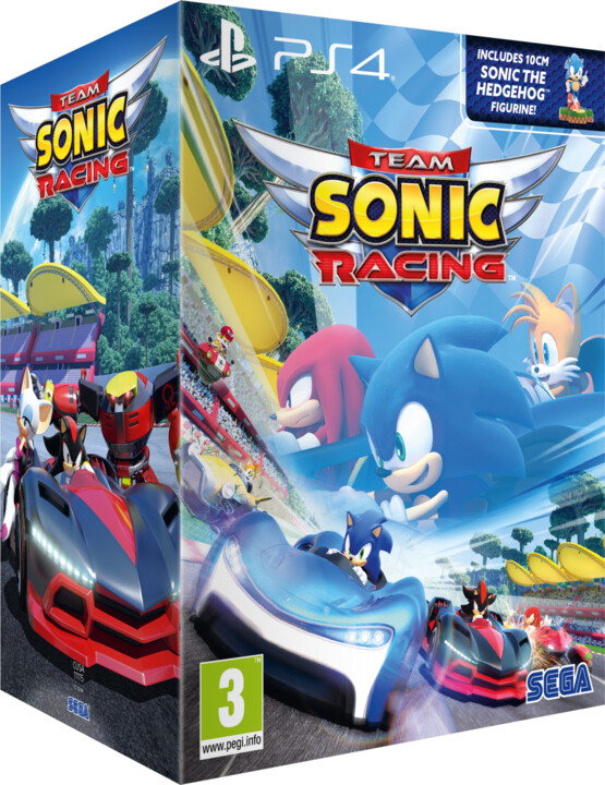 Team Sonic Racing - Special Edition (PS4)