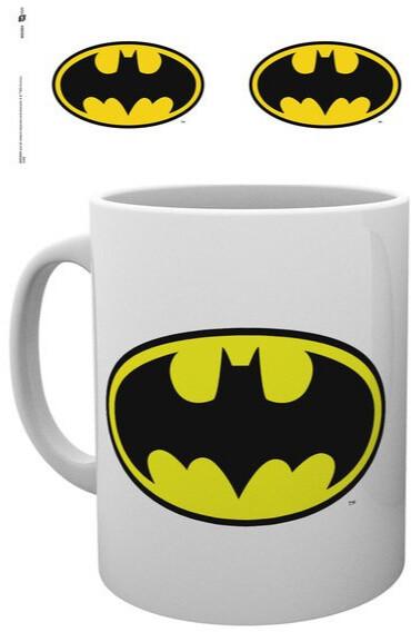 Hrnek DC Comics- Bat Symbol